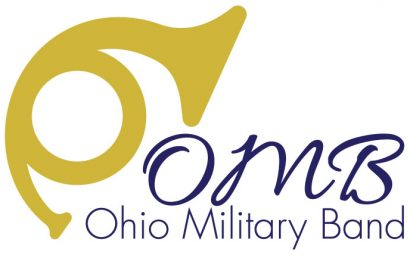 Ohio Military Band Home Logo